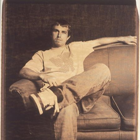Keith picture when alive