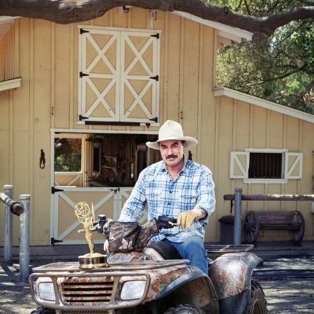 Tom selleck's house