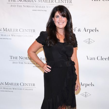 Monica Lewinsky at the Sixth Annual Norman Mailer Center and Writers Colony Benefit Gala
