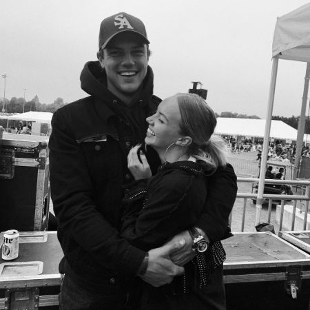 Danielle Bradbery and her Boyfriend