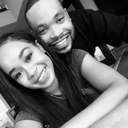 Eric Murphy and Jasmine page Lawrence