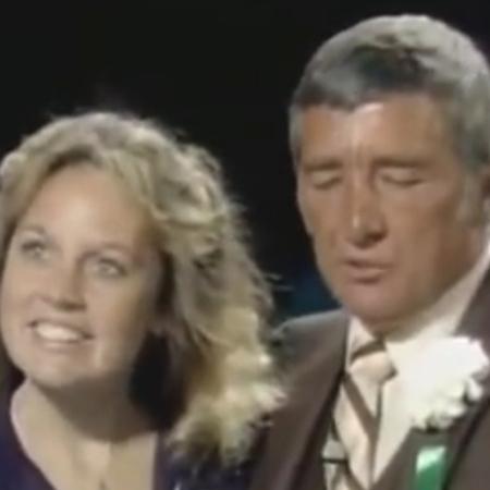 Richard Dawson and Gretchen Johnson