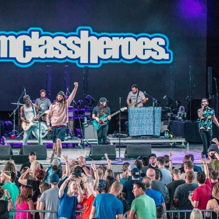 Gym class heroes tour