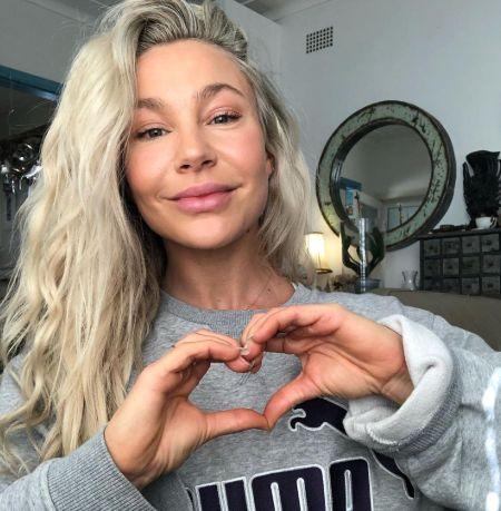 Hattie Boydle sending love to her well wishers