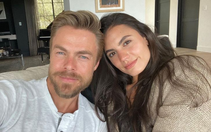 Who is Derek Hough Dating? Is he single at the moment, his partner