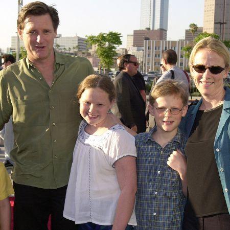 Tamara with her huband and kids, source People.com