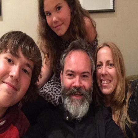 Pete wiggs family