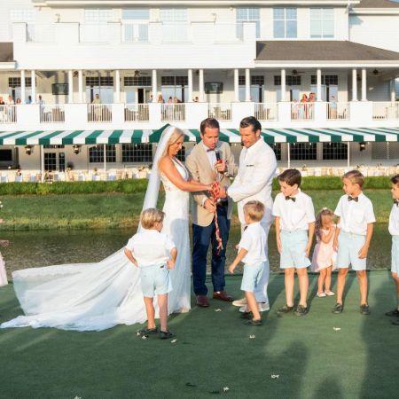Jennifer and pete hegseth's wedding