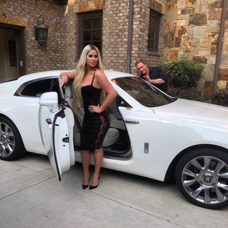 Kim's car