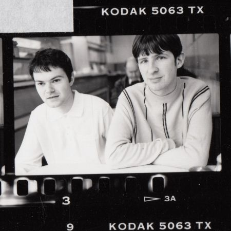 Bob and Pete in the 1990