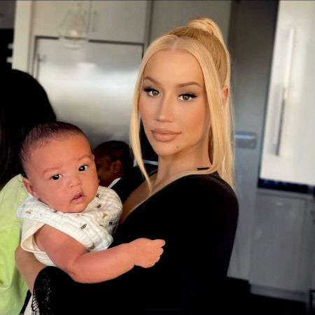 Iggy and Her son
