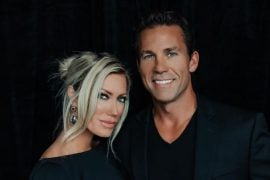 Colby Donaldson's wife Britt Bailey Bio, Family, Marriage, Kid, and Income