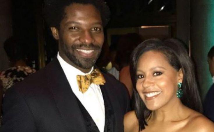 Uche Ojeh Sheinelle Jones's Husband Bio, Marriage, Kids, & Income