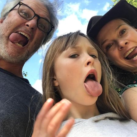 Stronach's family